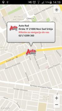 Registracija vozila Auto Rad apk screenshot