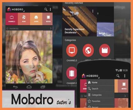 Guide For Mobdro TV poster