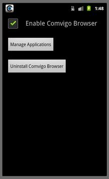 Web Filter with App Control apk screenshot