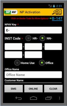 NPAV Dealer Portal apk screenshot