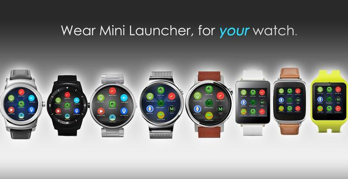 Wear Mini Launcher poster