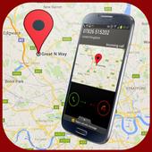Caller location tracker 2 icon