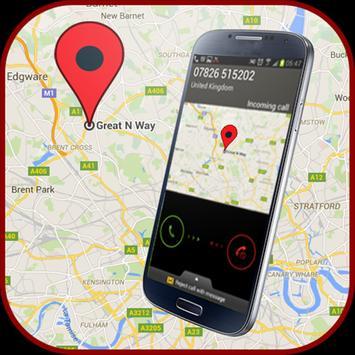 Caller location tracker 2 apk screenshot