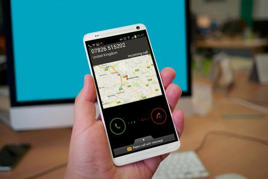 Caller location tracker 2 poster