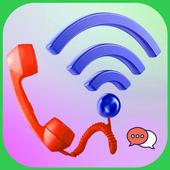 wifi calls unlimited app icon