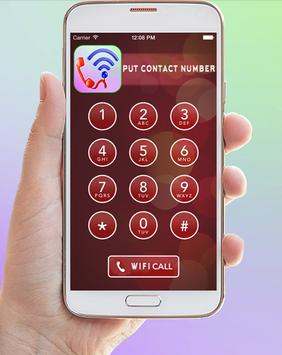 wifi calls unlimited app apk screenshot