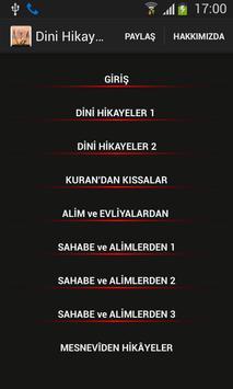 Dini Hikayeler poster