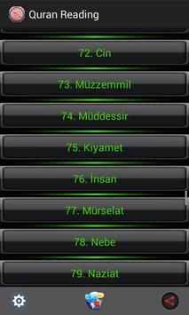 Koran auf Deutsch Translation apk screenshot