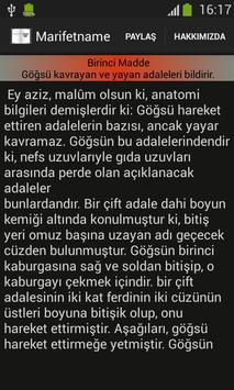İbrahim Hakkı Hz-Marifetname apk screenshot