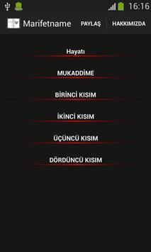 İbrahim Hakkı Hz-Marifetname poster
