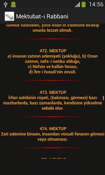 Mektubat-ı Rabbani apk screenshot