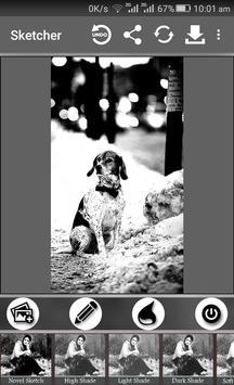 Sketcher - Novel Pics Creator apk screenshot