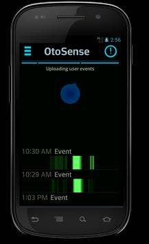 OtoSense apk screenshot