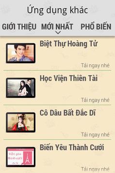 Cô Bé Lọ Lem Của Lão Đại FULL apk screenshot