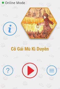 Cô Gái Mù Kì Duyên FULL poster