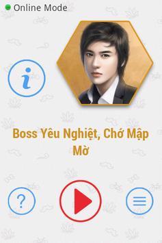 Boss Yêu Nghiệt, Chớ Mập Mờ poster