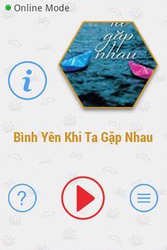 Bình Yên Khi Ta Gặp Nhau FULL poster