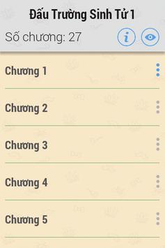 Đấu Trường Sinh Tử 1 FULL CHAP apk screenshot