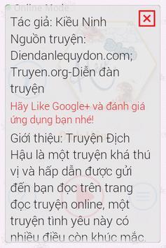 Địch Hậu FULL apk screenshot