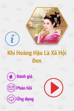 Khi Hoàng Hậu Là Xã Hội Đen poster