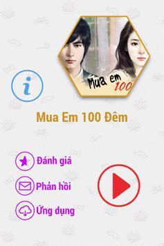Mua Em 100 Đêm FULL poster