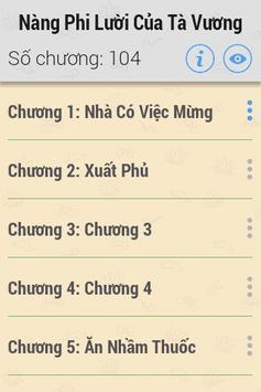Nàng Phi Lười Của Tà Vương HAY apk screenshot