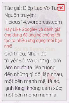 Sói Và Dương Cầm FULL HAY apk screenshot