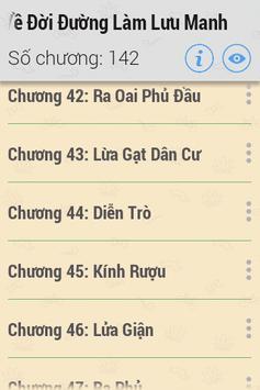 Quay Về Đời Đường Làm Lưu Manh apk screenshot