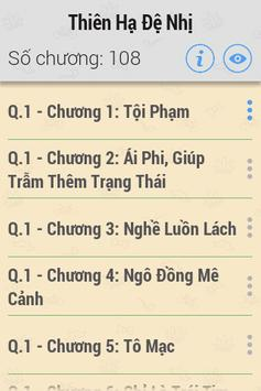 Thiên Hạ Đệ Nhị FULL 2014 apk screenshot