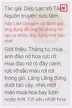 Trao Lầm Tình Yêu Cho Anh 2014 apk screenshot