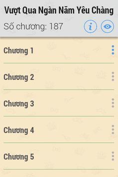 Vượt Qua Ngàn Năm Yêu Chàng apk screenshot