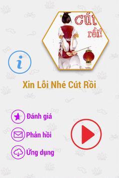 Xin Lỗi Nhé Cút Rồi FULL HAY poster