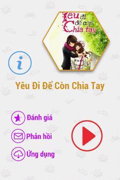 Yêu Đi Để Còn Chia Tay 2014 poster