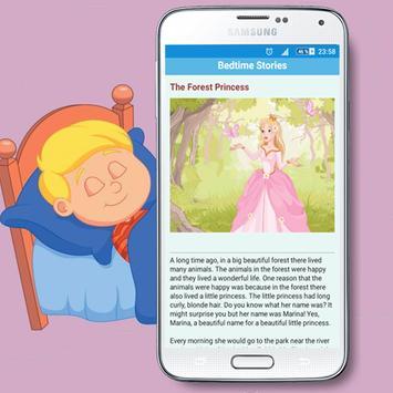 Bedtime Stories For Kids apk screenshot
