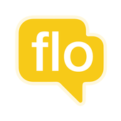 Flo - Chat + Discover + Share icon