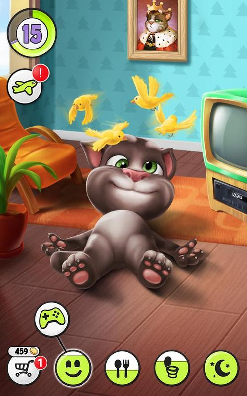 talking tom bilder