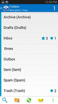 Connect for Hotmail > Outlook apk screenshot