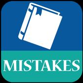 Common English Mistakes icon
