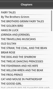 Grimm's Fairy Tales apk screenshot