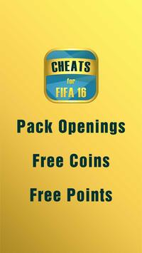 Cheats for FIFA 16 (15) poster
