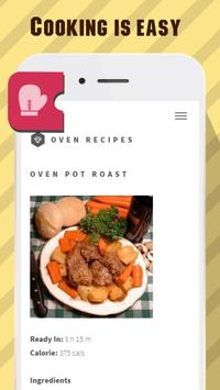 100 Oven-Baked Dinner apk screenshot