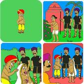 Tenali Raman Stories English icon