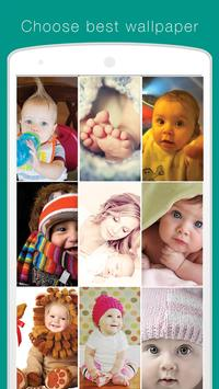 Cute Baby Wallpapers poster