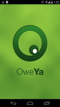 Loan Transaction Tracker OweYa poster