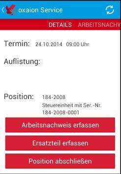 oxaion Service App apk screenshot