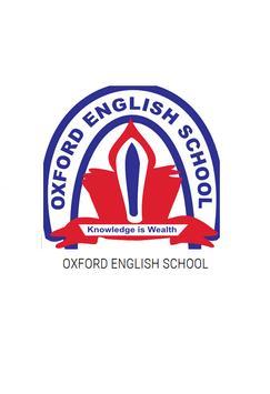 Oxford English School poster