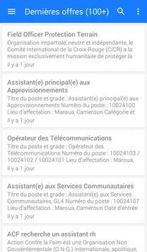 OxJobs apk screenshot