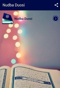 Nudba Duosi poster