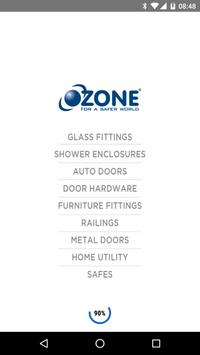 Ozone India -For a Safer World poster