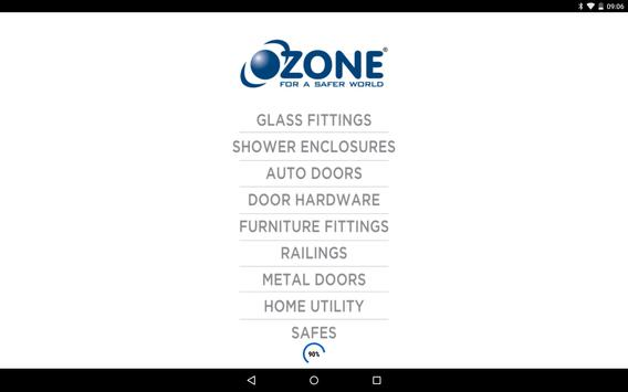 Ozone India -For a Safer World apk screenshot